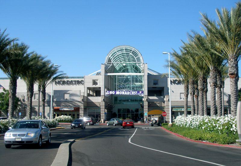Arden_Fair_Mall_entrance