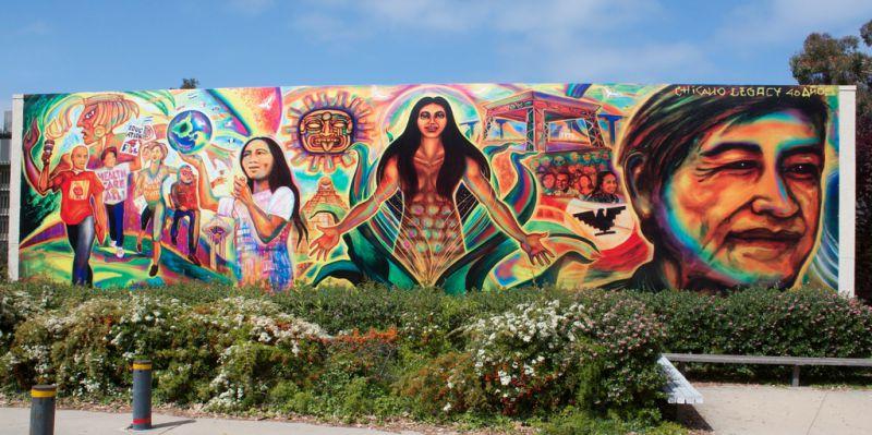 Chicano Mural