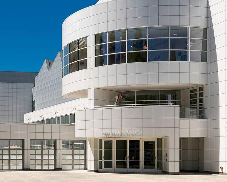Crocker Art Museum in downtown Sacramento