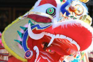 Chinese New Year Celebration of Host Family