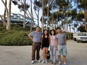 Find Best Host Family California