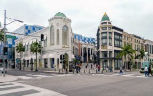 Rodeo Drive-Tourist Spot for International Students