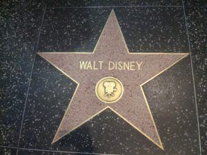 Hollywood Walk of Fame - Tourist Spot in CA for International Students