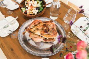 Thanksgiving in Host Family California