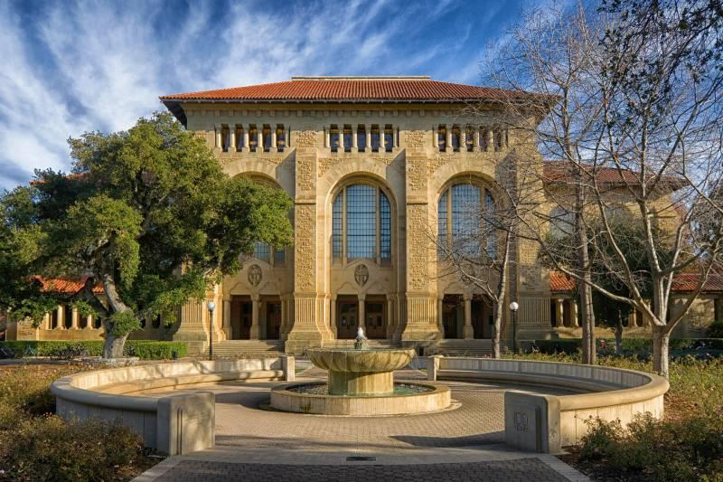Palo Alto College Building