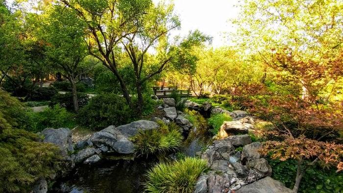 Woodward Park Fresno